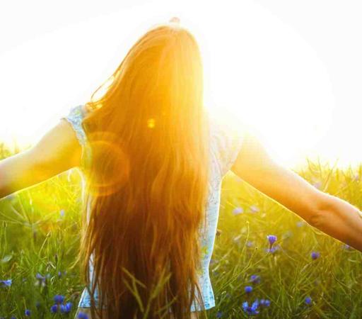 За щастието и грижата към себе си