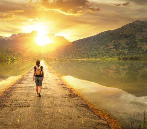 Когато няма къде да отидеш, ела при себе си