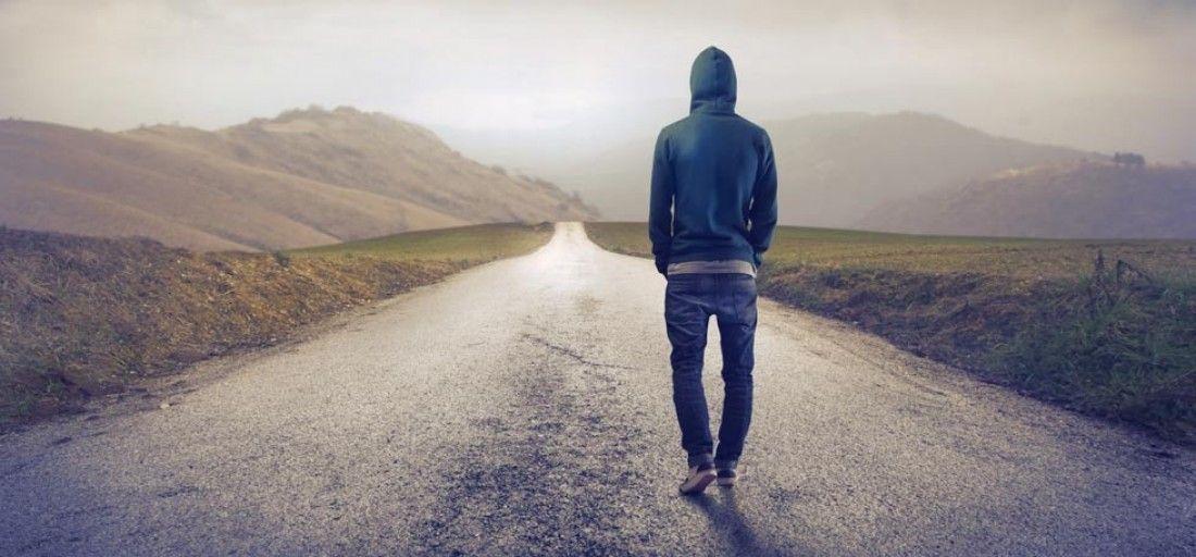 Когато няма къде да отидеш, ела на себе си